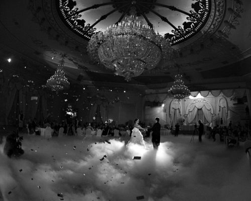 wedding dry ice toronto
