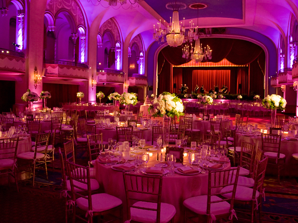 How Much To Charge For Decorating A Wedding Reception