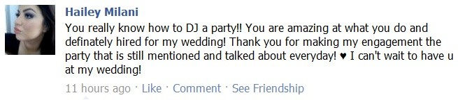 DJ service reviews Toronto