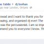 Toronto wedding dj review