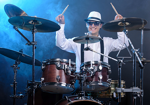 drummer percussionist for wedding