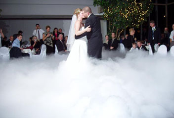 Dry Ice - wedding dj in toronto