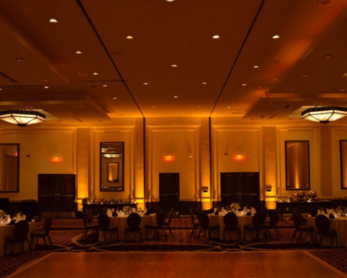 uplighting services toronto