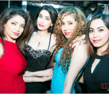 Persian club with DJ Borhan