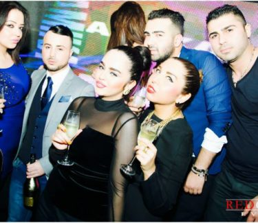 Persian nightclub party with DJ Borhan