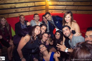 Persian club party Toronto