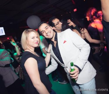 Persian club party in Toronto
