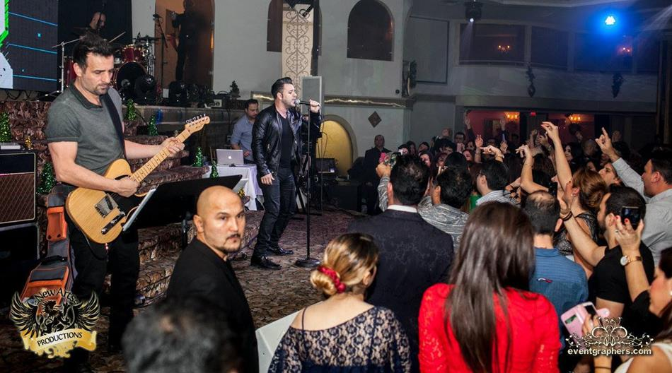 Persian concert party Toronto 01