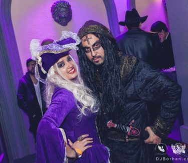 Persian halloween party toronto