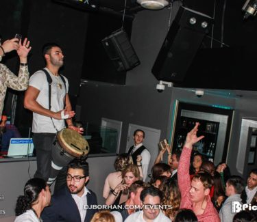 Persian club party Toronto 01