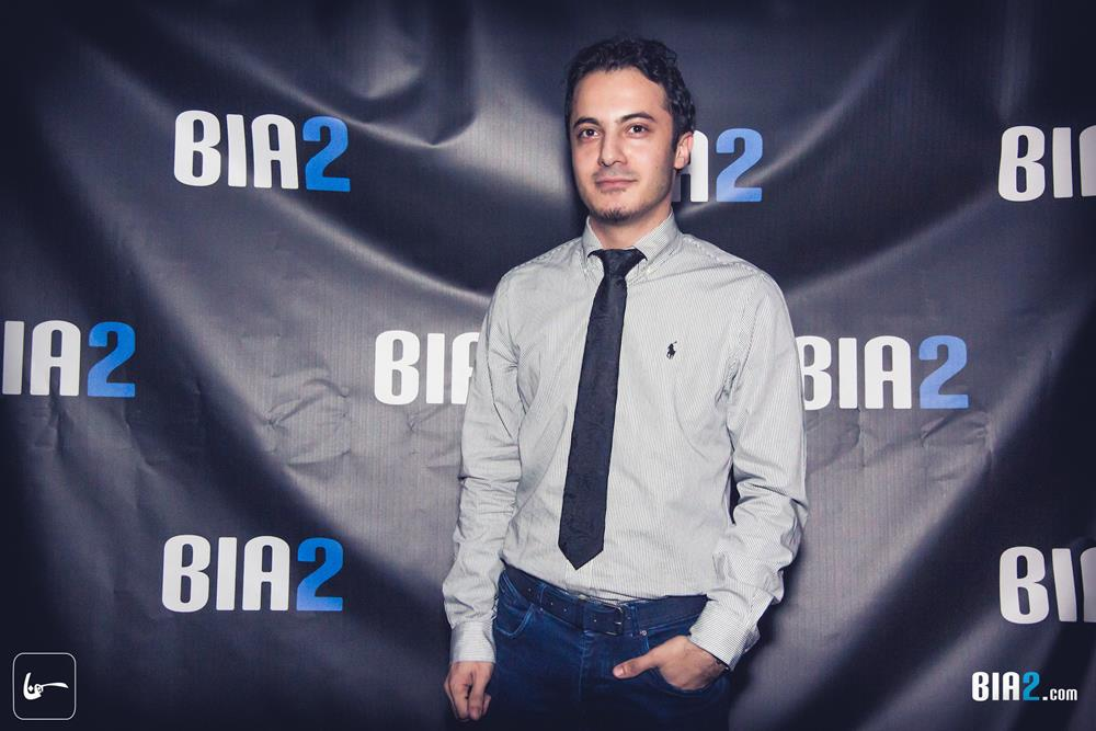 Persian club event Bia2 party Toronto