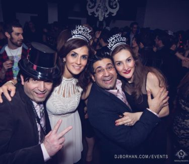persian club event toronto