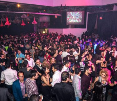 spring love persian party