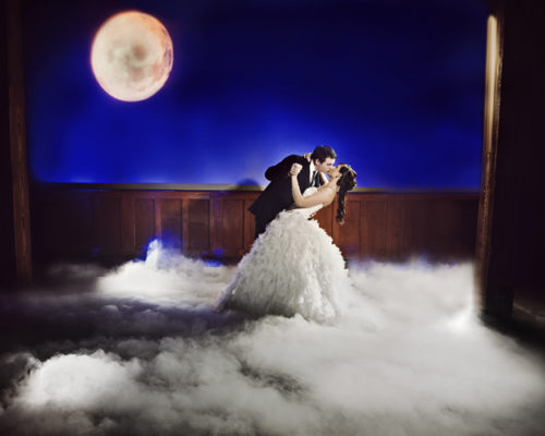 fog machine for wedding