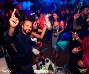 Glow in The Dark Persian Party