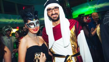 Persian Halloween event in Toronto