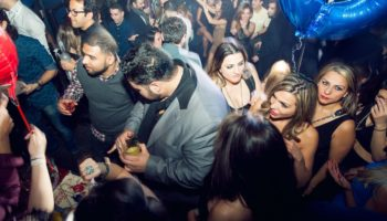 Persian party in Toronto with DJ Borhan
