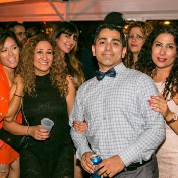 Persian Boat Cruise Party