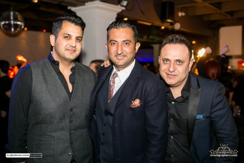 Iranian party in Toronto