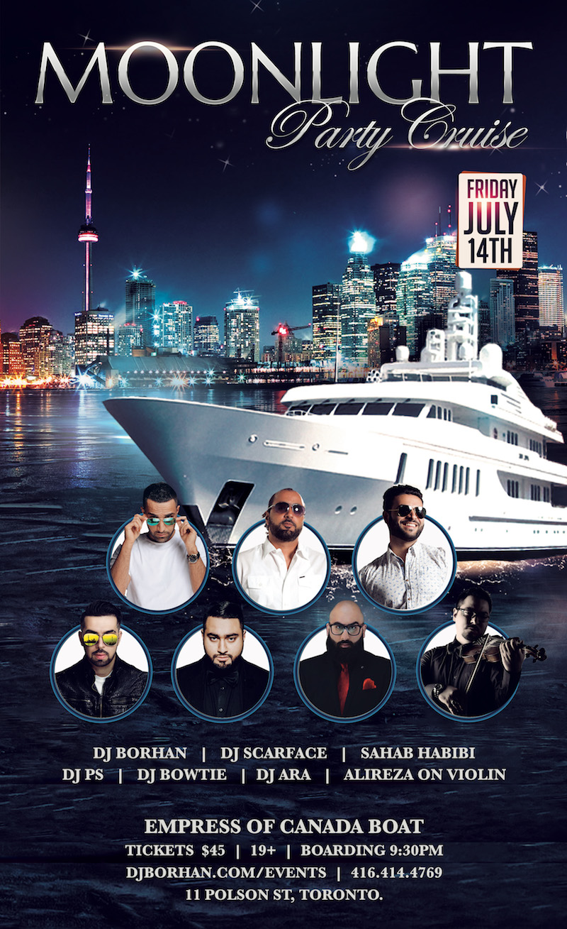 Moonlight Party Cruise 3