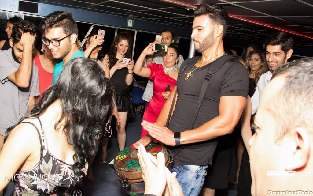 Persian boat cruise party in Toronto 2017