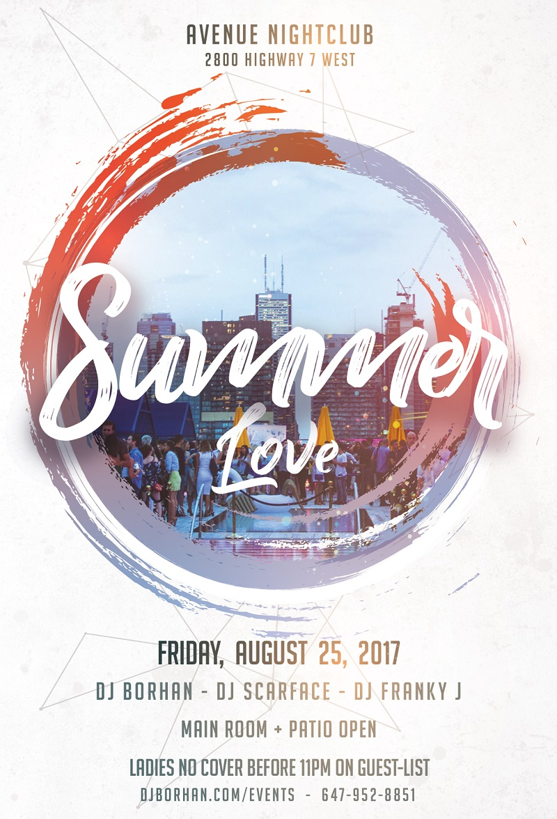 summer lover party