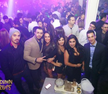New Year's Eve Persian event Toronto