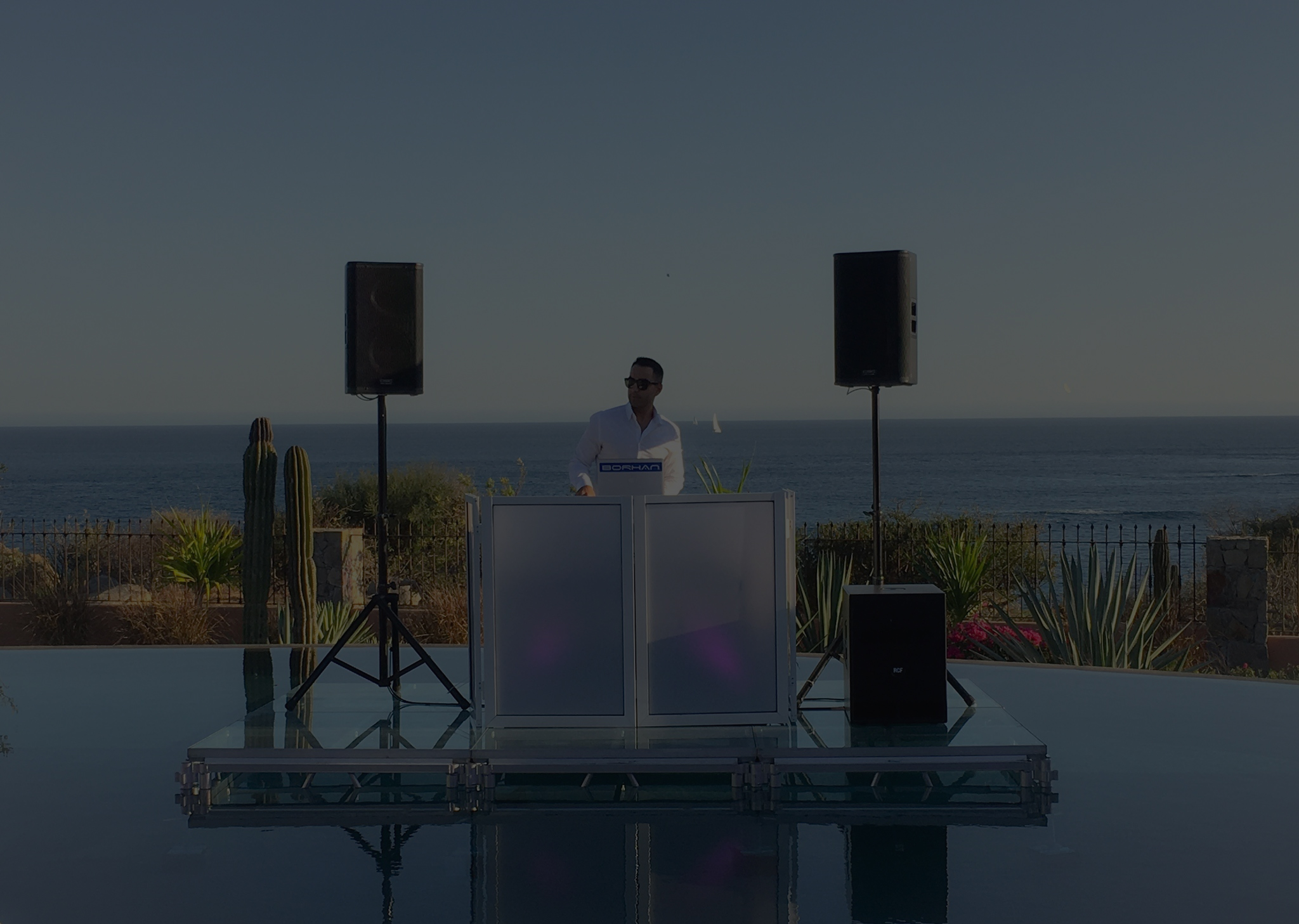 persian destination wedding dj
